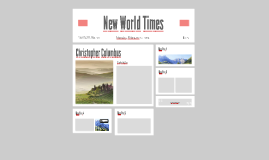 New World Times