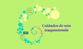 Cuidados de una traqueotomia