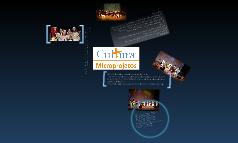 Apresentação Microprojetos Mais Cultura