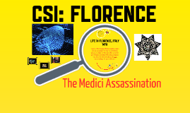 Copy of Copy of CSI: Florence