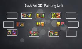 Basic Art 2D: Painting Unit