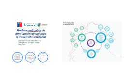 Modelo replicable de innovación social para el desarrollo te