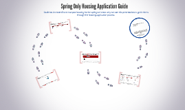 Spring Only Housing Application Guide