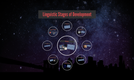 Linguistic Stages of Development