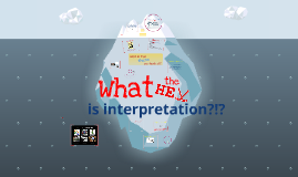Foundations of Interpretation