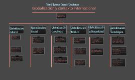 Globalización y contexto internacional
