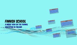 FINNISH SCHOOLING