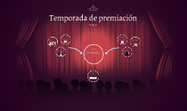 Copy of Temporada de premiacion