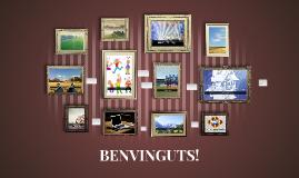 BENVINGUTS! UES 20.02.17