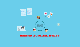 Copy of TECNOLOGÌA APLICADA EN LA EDUCACIÒN