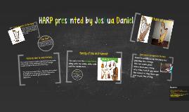 HARP by Joshua Daniel