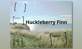 Hucleberry Finn project