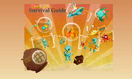 Copy of Copy of Survival Guide for Quest 2011