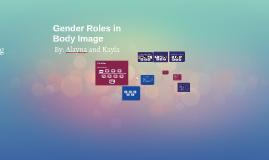 Gender Roles in Body Image