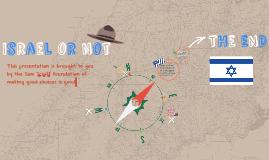Israel or nah
