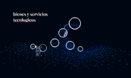 bienes y servicios tecnlogicos