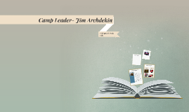 Copy of Camp Leader- Jim Archdekin