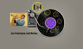 Louis Armstrong by: Isaiah Martinez