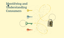 Identifying and Understanding Consumers