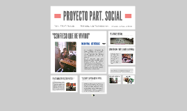 PROYECTO PART. SOCIAL