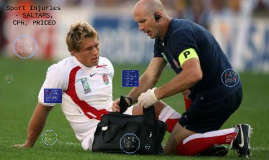 Lesson 3: Sport Injuries - SALTAPS, CPR, PRICED