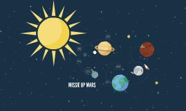 MISSIE OP MARS