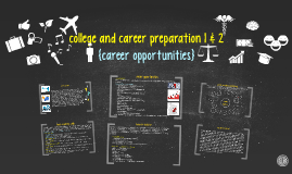 college and career preparation 1& 2