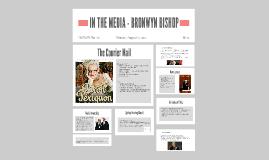 IN THE MEDIA - BRONWYN BISHOP
