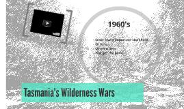 Tas Wilderness Wars
