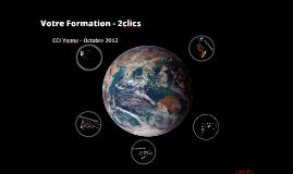 Formation -2 clics CCI