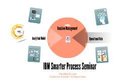 IBM Smarter Process Seminar