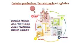 Cadeias produtivas, terceirização e logística