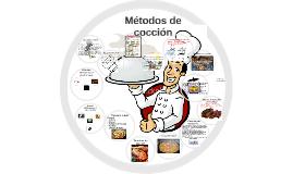 Copy of Copy of métodos de cocción