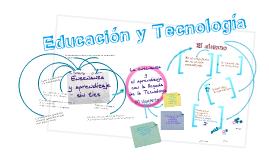 Copy of EDUCACIÓN Y TECNOLOGÍA
