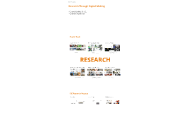 Research Through Digital Making
