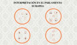 Interpretación en el Parlamento Europeo