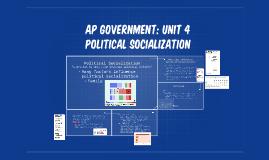 AP Government: Unit 4