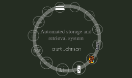 Copy of Copy of Automated storage and retrieval system