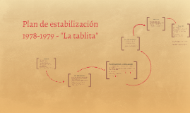 Copy of Plan de estabilización 1978-1979