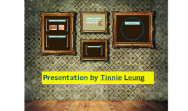 Presentation by Tinnie Leung