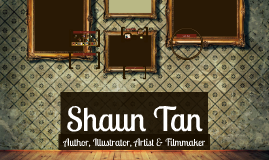 Shaun Tan,