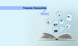 Protocolos  Empresariales