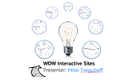 WOW! Online Interactives 2013