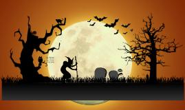 Copia de Halloween Prezi Template