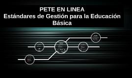 PETE EN LINEA