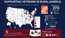 Supporting Veterans in Rural America