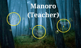 Manoro (Teacher)