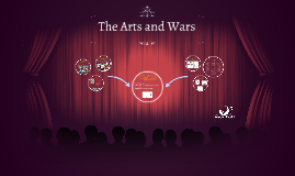 Copy of The Arts and Wars