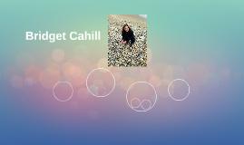 Bridget Cahill
