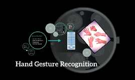 Hand Gesture Recognition